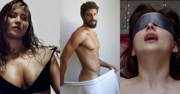 De Cauã Reymond a Jennifer Lawrence: 20 atores revelam a verdade sobre cenas de sexo