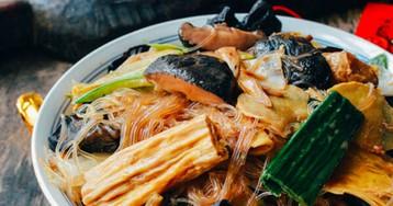 Что едят на китайский Новый год