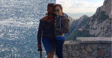 Влюбленные в разлуке соединяют половинки своих снимков из путешествий