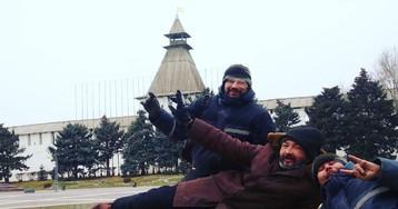 Астраханские бомжи с помощью Instagram собирают деньги на поездку к Байкалу