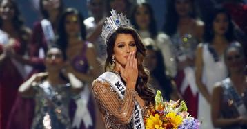 «Мисс Вселенная» стала Ирис Миттенар из Франции