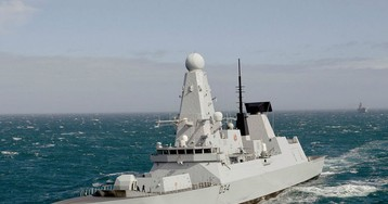 Английский эсминец вошел в Черное море, чтобы «сдерживать Россию»