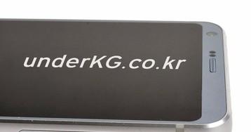 Новые подробности о LG G6 и первое «живое» фото