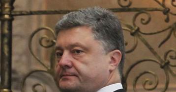 Это инсценировка: Пушков прокомментировал экстренное возвращение Порошенко в Киев