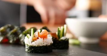 Суши на раз, два, три: правила, хитрости и способы приготовления