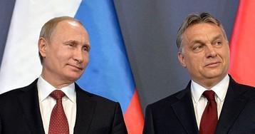 Путин едет к «другу Виктору»: визит в Венгрию сулит приятное