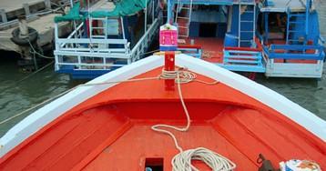 Кораблик Часть 1 Посадка-погрузка
