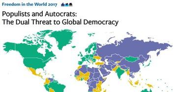 Грузия – в докладе Freedom House ««Свобода в мире – 2017»