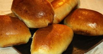 Пирожки: выдающееся тесто по новому рецепту