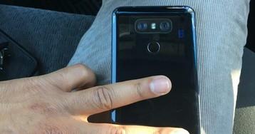 Финальная версия LG G6 показалась во всей красе
