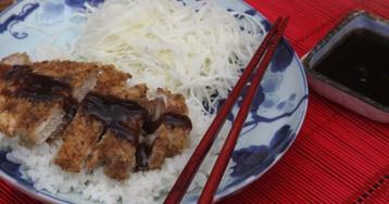 Тонкацу, или свиная отбивная по-японски