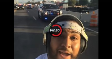 Rider Arrested After Instagram Video Shows Him Taunting And Fleeing Cops