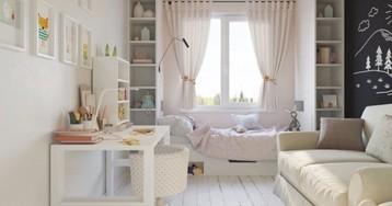 Как создать в квартире теплую атмосферу: проект в Москве