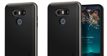 Дизайн LG G6 был «показан» в Amazon чехлами Spigen?
