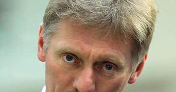 Песков заступился за Райкина, назвавшего Россию «некрофильским государством»