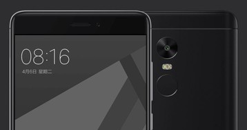 Redmi Note 4X будет «няшкой»