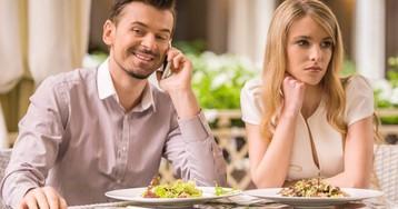 6 способов испортить романтическое свидание