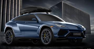 Production-Spec Lamborghini Urus May Debut At Shanghai Auto Show
