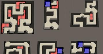 [Перевод] Процедурная генерация уровней для M.E.R.C. в Unity