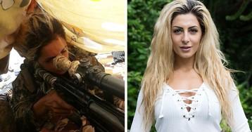За голову датской студентки, уничтожившей 100 солдат ИГИЛ, назначили награду 1 млн долларов