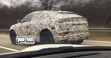 Is This A Lamborghini Urus Prototype Testing In Denmark?