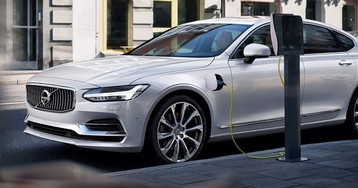 Volvo's First EV To Launch In 2019 With Potential 100 kWh Battery