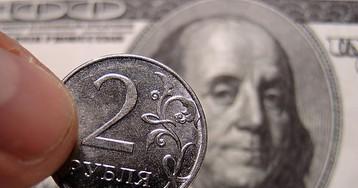 Нефть уронит доллар до 58 рублей