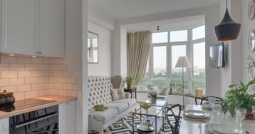 Бюджетная квартира в скандинавском стиле: проект в Киеве