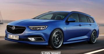 Should Opel Build An Insignia Sports Tourer OPC?