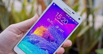 Временная распродажа позволяет купить Samsung Galaxy Note 4 с 32 Гб встроенной памяти за $210