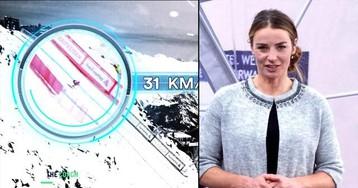 Тина Мазе: «Линдси Вонн проиграла скоростной спуск из-за агрессии»