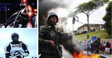 Sete filmes que anteviram a crise da segurança no Espírito Santo, por Wilson Ferreira