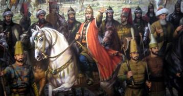 На белом коне: как Захар Прилепин с Турцией воевал