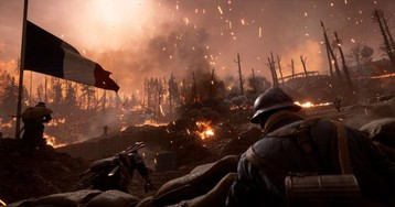 Battlefield 1's Winter Update Adds Ribbons, Increases Class Level Cap