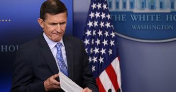 Ушедший из Белого дома Флинн: отмену санкций России никто не обещал