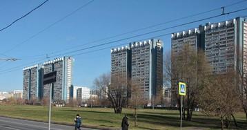 Количество сделок с жильем в Москве упало на 20% за год