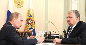 Бельянинов заявил о готовности мыть туалеты по поручению Путина