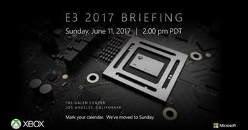 Microsoft покажет Project Scorpio на выставке E3 2017