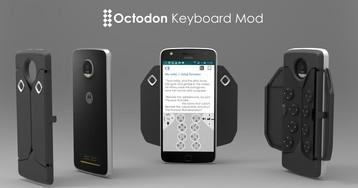 Октодон пробует силы в МотоМодоСтроении