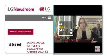 LG опубликовала видеоролик с демонстрацией UX 6.0 для LG G6