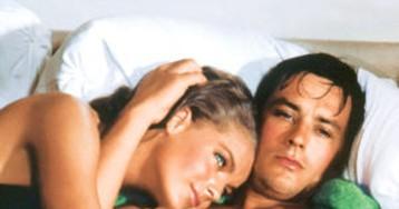 Ален Делон и Роми Шнайдер: любовь, которая покорила весь мир