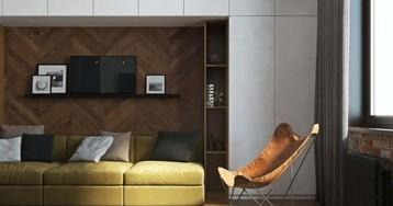 Особенности дизайна холостяцкой квартиры