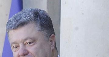 Порошенко заявил об угрозе полномасштабного военного вторжения России