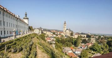 Kutná Hora - город оставшийся в средних веках.