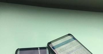 Первое видео с Galaxy S8 и S8 Plus сразу