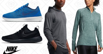 Get Even More Active With Nike's Extra 20% Off Sale
