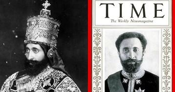 Хайле Селассие — последний император Эфиопии, потомок царя Соломона и царицы Савской