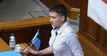 Савченко отвела Порошенко второе место в списке своих врагов