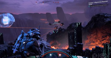Here's What A Mission In Mass Effect: Andromeda Looks Like