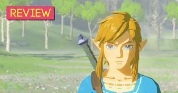 The Legend of Zelda: Breath of the Wild: The KotakuReview